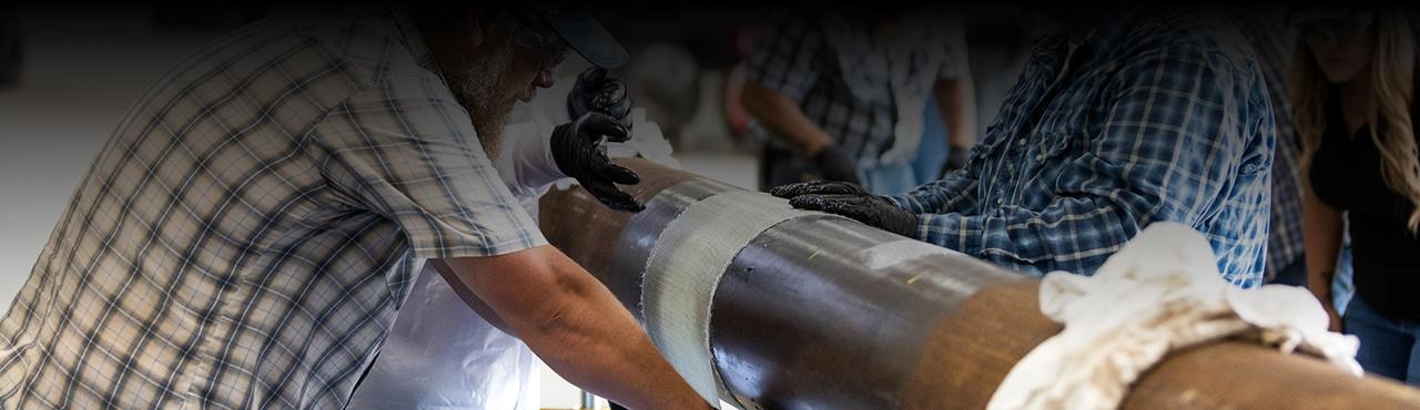 OmegaWrap Composite Repair System image